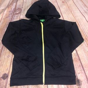 Dip zip up hoodie new with tags size 12/14